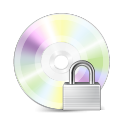 Lock Disk icon