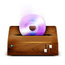 Wood itunes icon