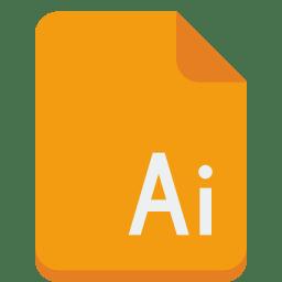 File illustrator icon