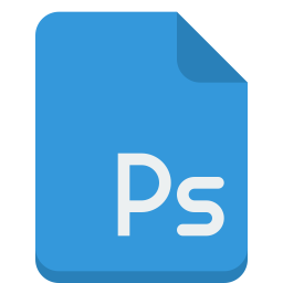 File photoshop icon