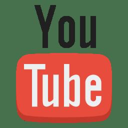 Social youtube icon