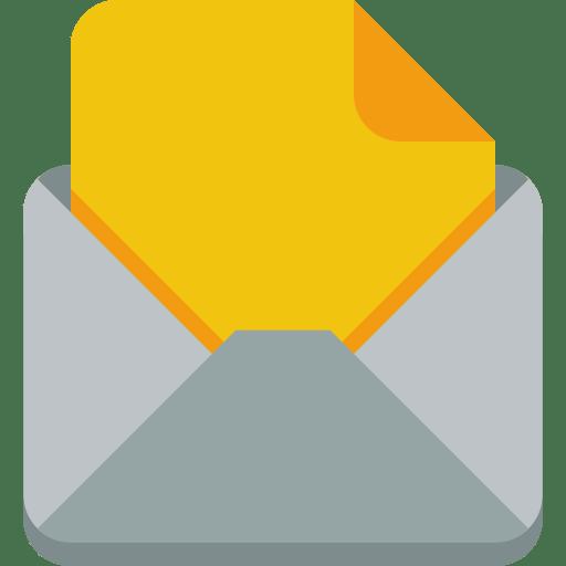 Envelope-letter icon