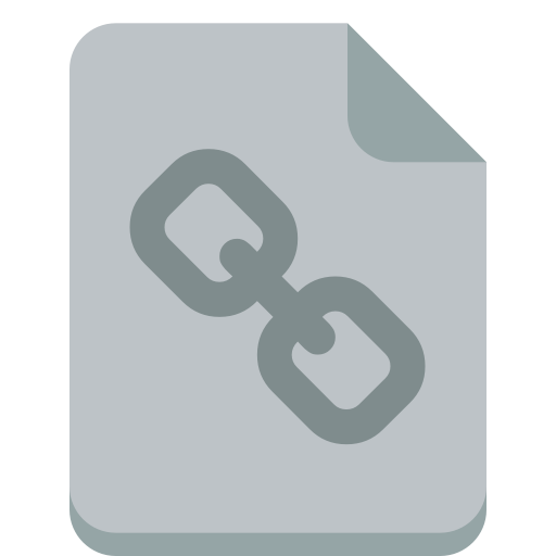 File-link icon