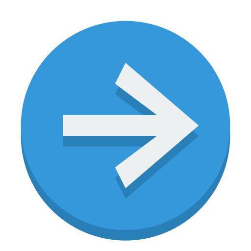 Sign-right icon