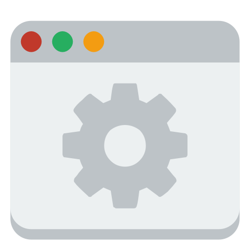 Window-system icon