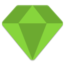 Emerald theme manager icon icon
