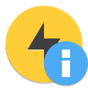 Gnome power statistics icon