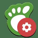 Gnome tweak tool icon