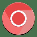 Google chrome unstable icon