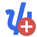 Psi plus icon