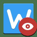 Wordview icon
