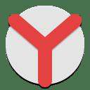 Yandex browser beta icon