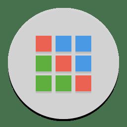 Chrome app list icon