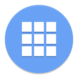 Chromium app list icon