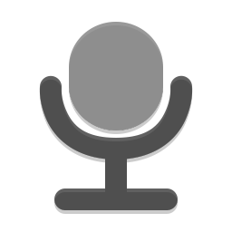 Gnome sound recorder icon
