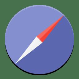 Internet web browser icon