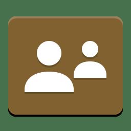 Kaddressbook icon