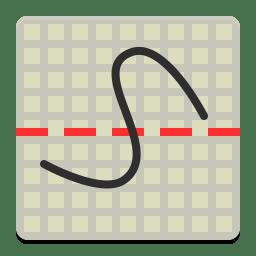 Kmplot icon