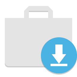 Software store icon