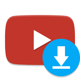 Youtube dl icon
