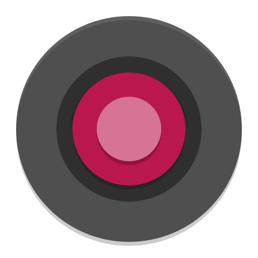Accessories-camera icon