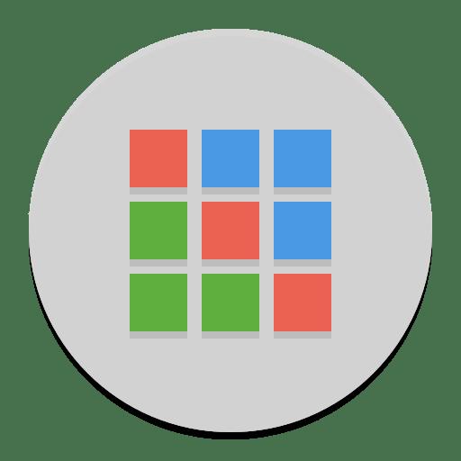 Chrome-app-list icon