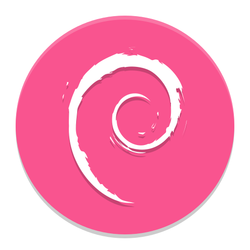 Distributor logo debian icon