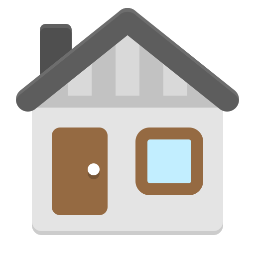 Gargoyle house icon