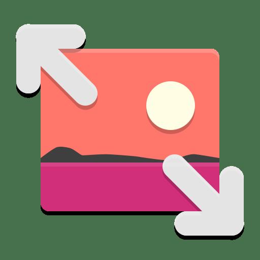 Github-peteruithoven-resizer icon