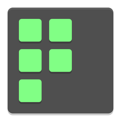 Gnome-appfolders-manager icon