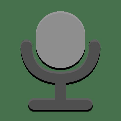 Gnome-sound-recorder icon