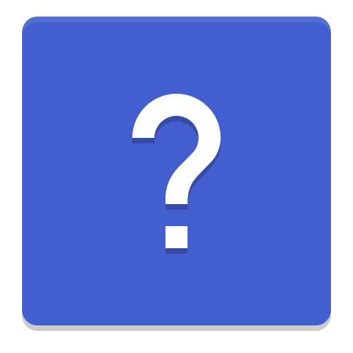 Help-browser icon