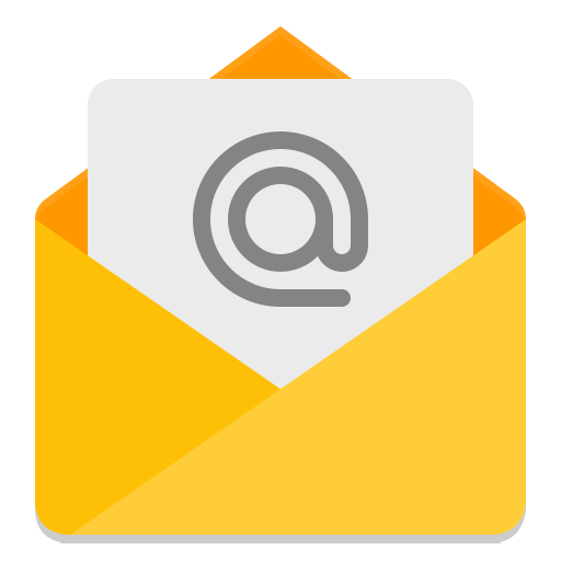 Internet mail icon
