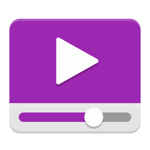 Multimedia-video-player icon