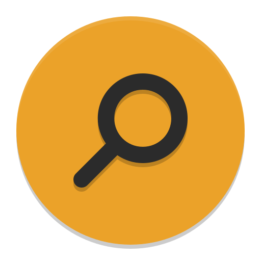 Plasma-search icon