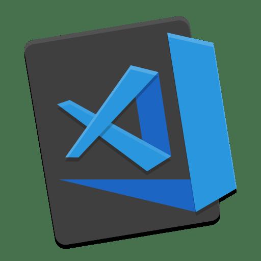 Visual-studio-code icon