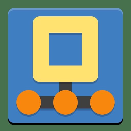 Vmware-netcfg icon