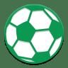 Github-mirkobrombin-football icon