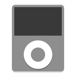 Multimedia player icon