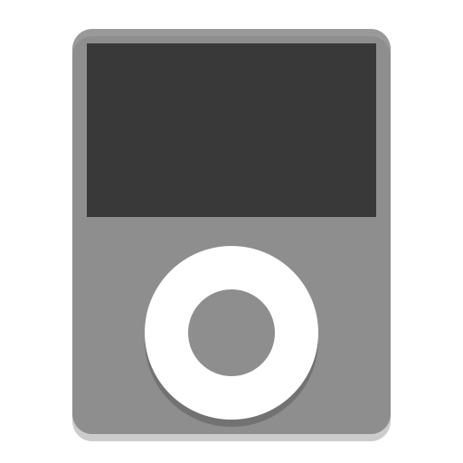 Multimedia-player icon
