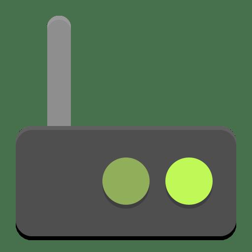 Network-modem icon