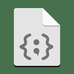 Text css icon