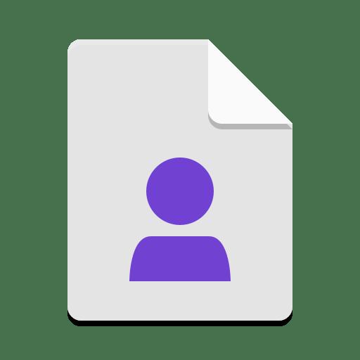 Text x authors icon