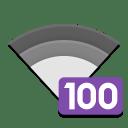 Nm signal 100 icon