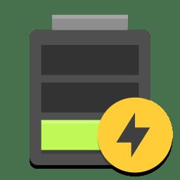 Battery Low Charging Icon Papirus Status Iconset Papirus Development Team