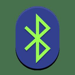 Bluetooth Active Icon Papirus Status Iconset Papirus Development Team