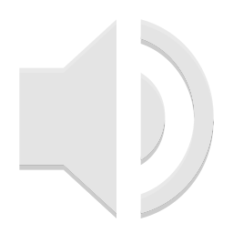 Notification audio volume high icon