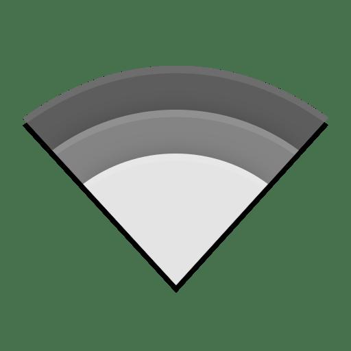 Notification-network-wireless icon