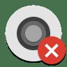 Camera-off icon