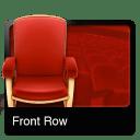 Front row icon